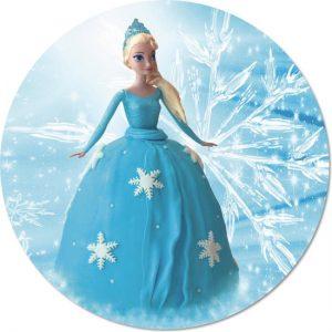 Muursticker Frozen