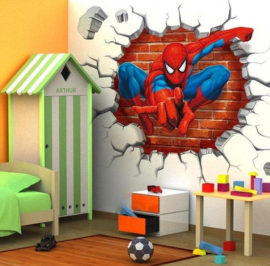Muusticker spiderman