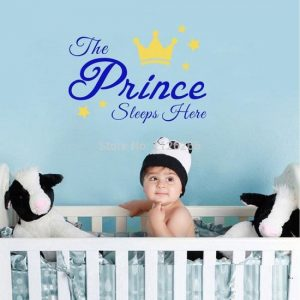 muursticker prince