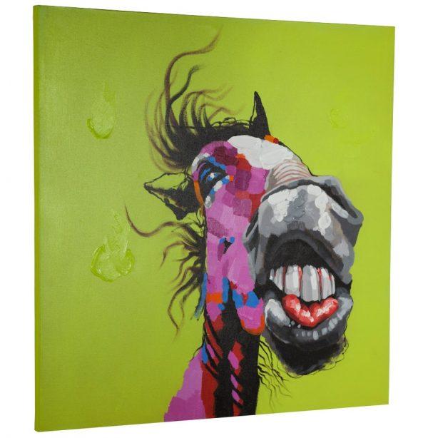 Design schilderij paard
