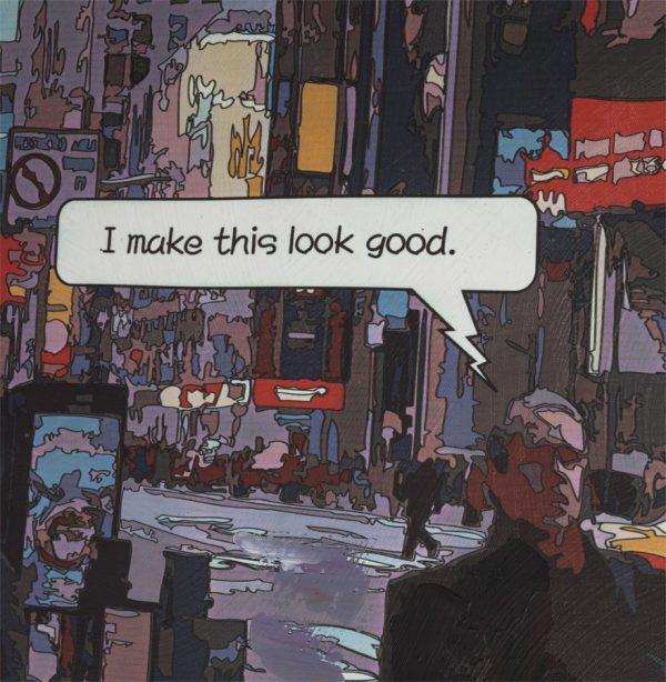 Design schilderij NEW YORK