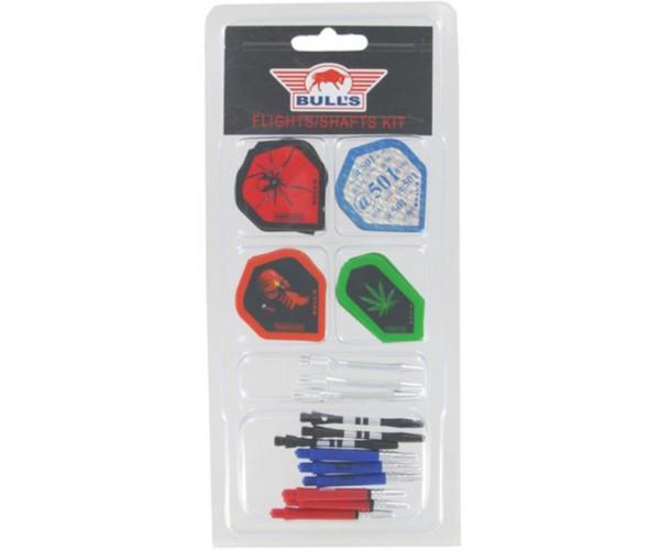 Bull's Flight Shaft Kit