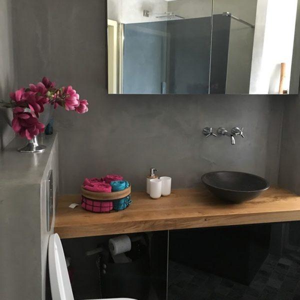 Interierieur ontwerp badkamer